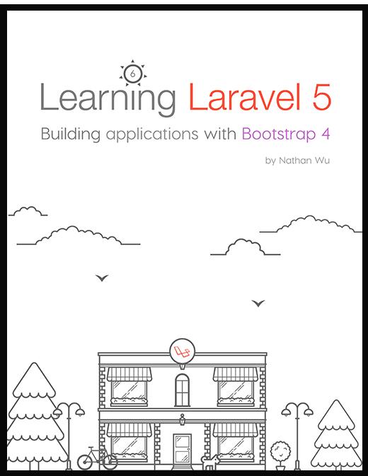Laravel 5 Book | Learning Laravel