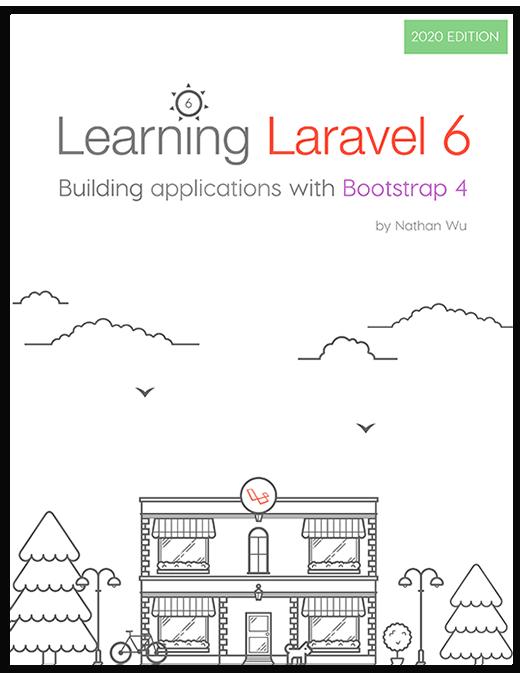 laravel 6 book