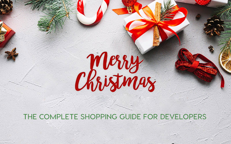 New Year 2019 and Christmas Holidays deals for programmers