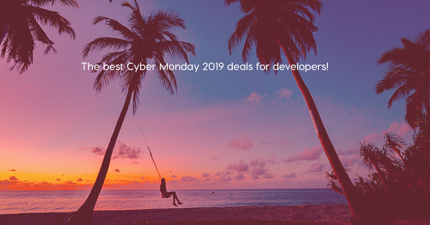 The best Cyber Monday 2019 deals for coders! (and the Cyber Week deals)