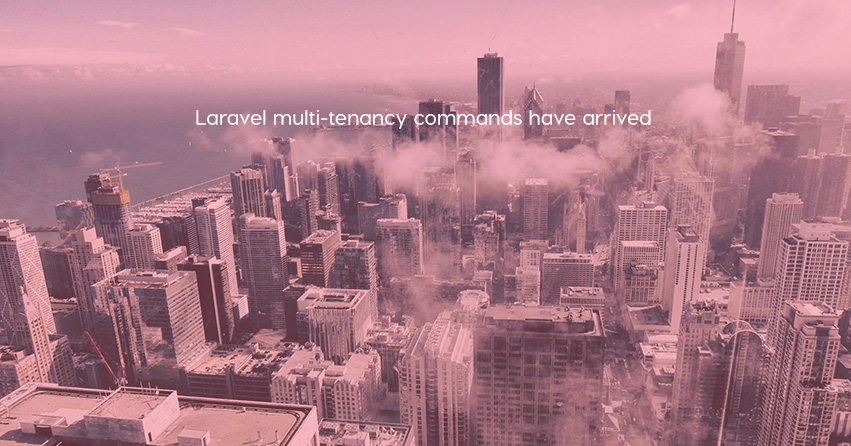 laravel multi-tenancy