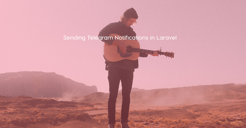 Sending Telegram Notifications in Laravel
