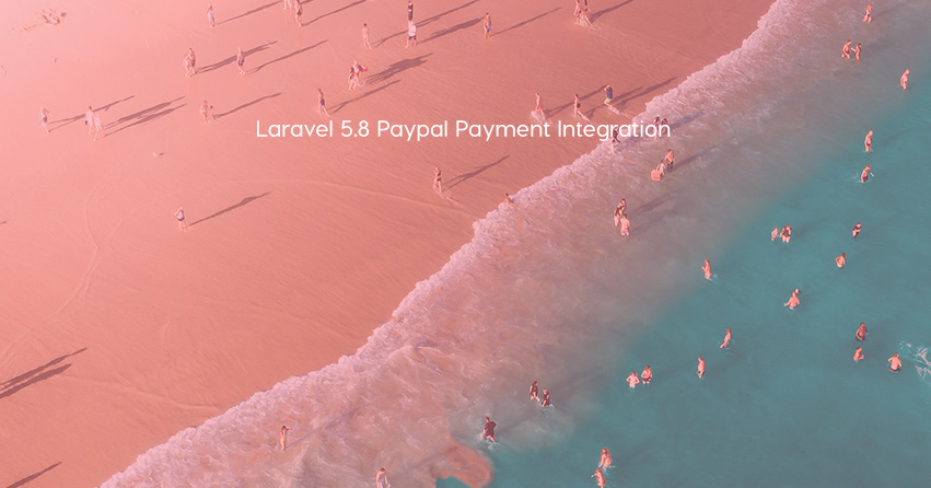 Laravel 5.8 Paypal Payment Integration