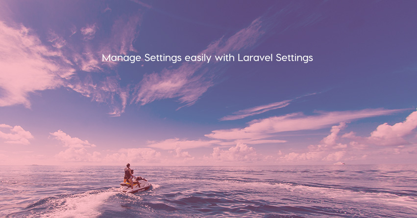 laravel settings