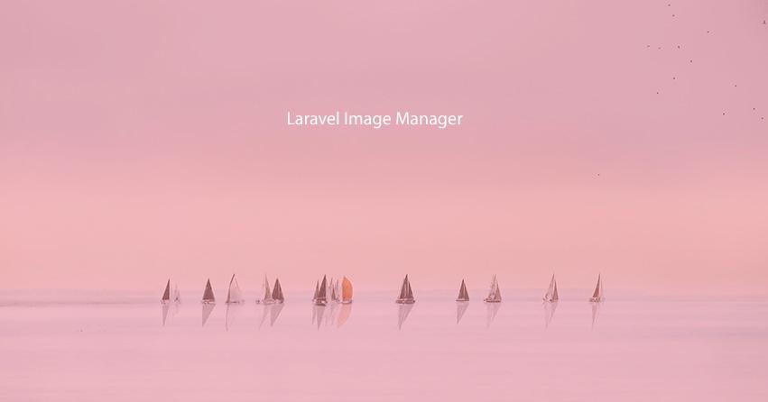 Laravel Image Manager