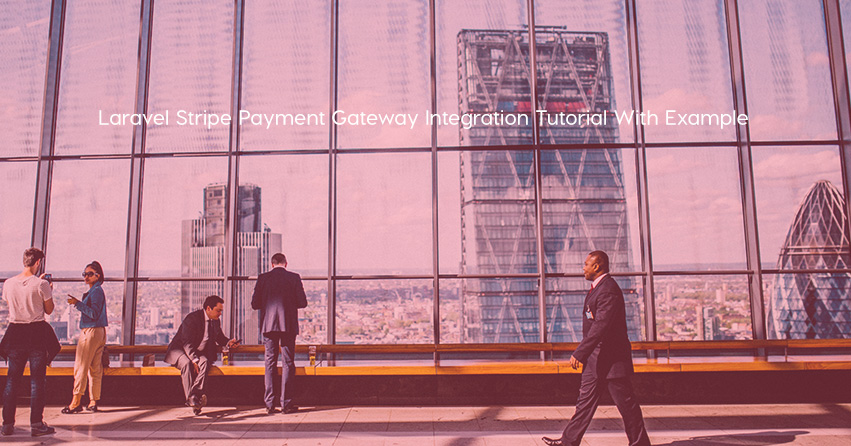 Laravel Stripe Payment Gateway Integration Tutorial With Example