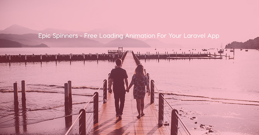 Epic Spinners - Free Loading Animation For Your Laravel App