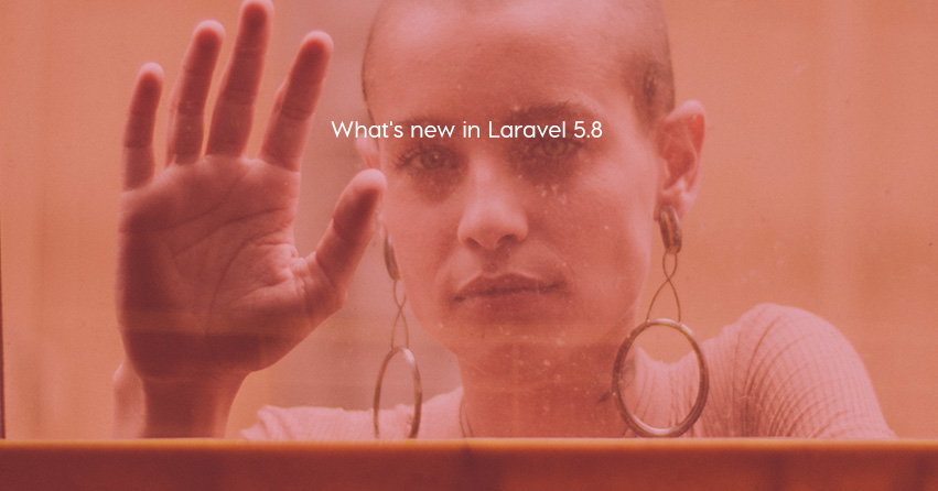 laravel 5.8's new features