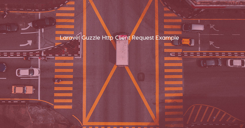Laravel Guzzle Http Client Request Example