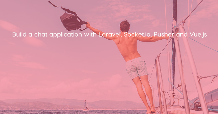 builad laravel socketio