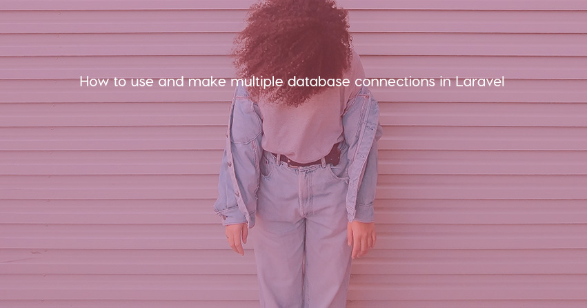 How to use and make multiple database connections in Laravel