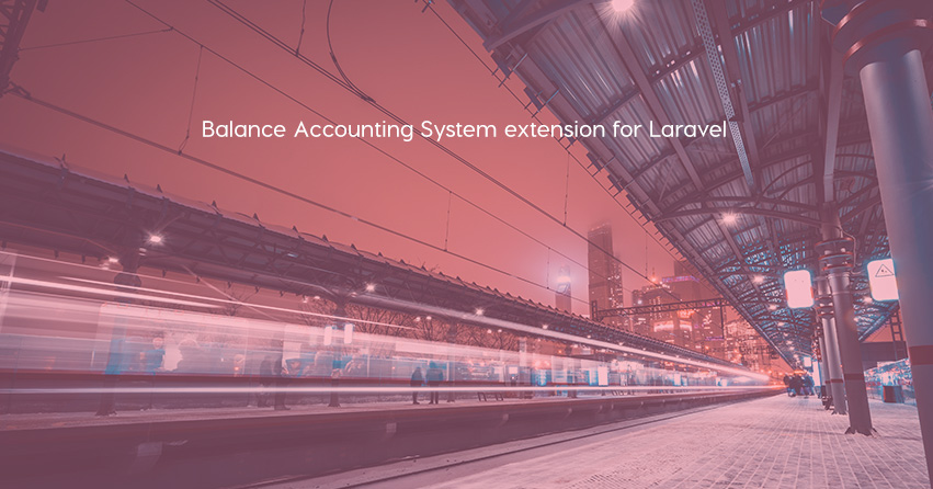 Balance Accounting System extension for Laravel