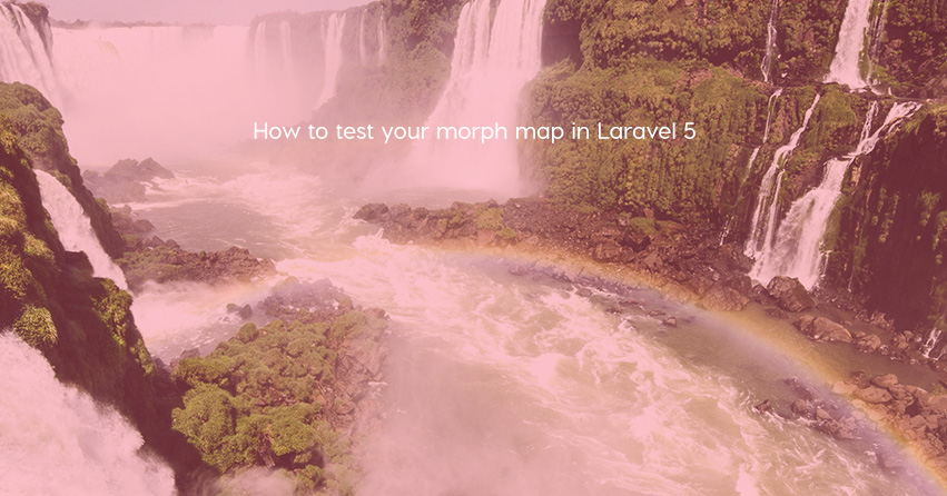 How to test your morph map in Laravel 5